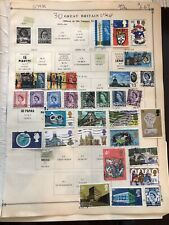 Great Britain Used Stamps- Lot A-67935