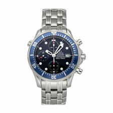 OMEGA Seamaster Chrono Diver Blue Men's Watch - 2599.80.00