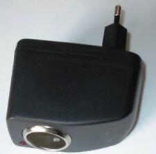Spannungswandler100-240V auf KFZ12V Steckdose Zigarettenanzünder AC/DC Converter