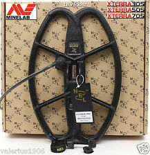 "New NEL HUNTER 12.5""x8.5"" DD coil 18.75kHz for Minelab X-Terra 305/505/705/70/74"