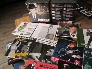 Johnny Hallyday-Coffret CD S-Travel History 2(Cds sous cello)-Albums étrangers