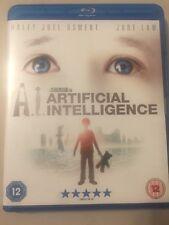 A.I. - Artificial Intelligence (Blu-ray, 2011) *Fast UK Post*