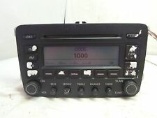 06-10 VW Passat Golf Jetta Eso Rabbit Prem 7 Radio 6 Disc Cd 1K0035180A CD118