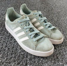 Adidas Gazelle Size 4 Suede Green Trainers