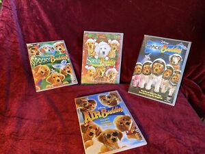 Disney Buddies DVDs Bundle