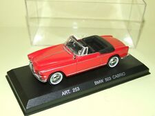 BMW 503 CABRIOLET Rouge DETAILCARS 253