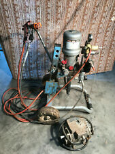 New listing Graco President paint pump with heater and accessories, no shipping pickup onlly