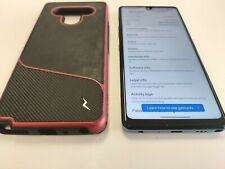 Mint Condition Lg Stylo 6 Cricket Locked 64Gb With Accessories