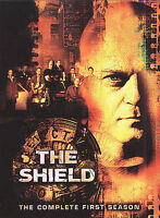 The Shield - Complete First Season (DVD, 2002, 3-Disc Set)