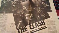 The Clash. Concierto En Madrid. 1981!