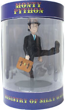 "MONTY PYTHON ~ Ministry of Silly Walks 7"" Bobble Head (Ikon Collectables) #NEW"