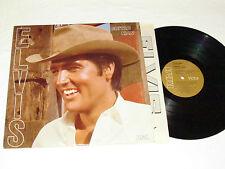ELVIS PRESLEY Guitar Man LP AAL1-3917 RCA Tan Labels CANADA VG+/VG+