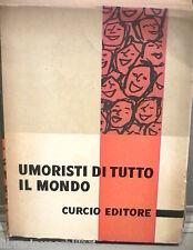 UMORISTI DI TUTTO IL MONDO Curcio1954 Umorismo Racconti Comici Narrativa di e