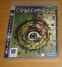 Jeu playstation 3 PS3 - Condemned 2