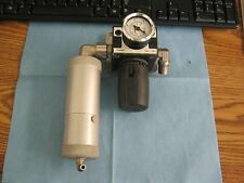 PIAB Model: 0104486 Remote Regular Valve, ½ with Guage and Filter <