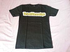 Hamasaki Ayumi Aisa Tour 2007 T-Shirt Black Large Size
