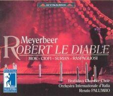Meyerbeer Mok Ciofi Surjan Palumbo - Robert Le Diable CD