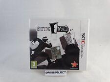 SHIFTING WORLD NINTENDO 3DS 2DS DS 3D PAL EU EUR ITA ITALIANO COMPLETO ORIGINALE