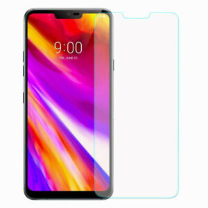 Premium Real Tempered Glass Screen Protector Film for LG G4 G5 G6 G7 Q6 Q7 Q8 2X