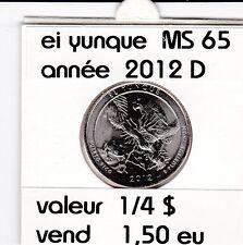 el yunque  2012 D   voir description