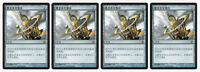 4 Chinese Vedalken Orrery Conspiracy Magic the Gathering MTG MINT