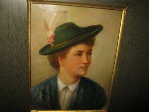 MÜLLER Emma von, *1859 Bauernmädel