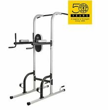 Gold's Gym XR 10.9 Power Tower Home Station Exercise Machine Train Chin Pull Up