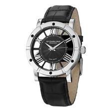 Stuhrling Original 881 02 Winchester Advanced Swiss Quartz Black Mens Watch