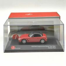 1:43 J Collection Suzuki Cappuccino Close Top 1994 Red JC093 Diecast Models Car
