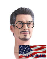"""1/6 Scale Round Eye Glasses Fashion Classic For 12"""" Hot Toys Phicen Figure ❶USA❶"""