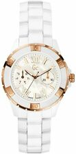 Guess Collection XL-S Glam White Mother Of Pearl Dial Ladies Watch - X69003L1S