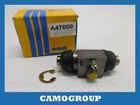 Cylinder Rear Brake Rear Wheel Brake Cylinder Metelli FORD Transit Rear