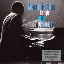 Memphis Slim - Boogie After Midnight - The Very Best Of (2CD 2013) NEW/SEALED