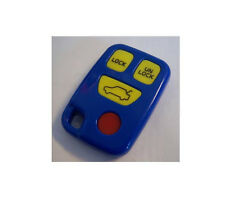 Keyless Entry Remote Key Fob 4 Buttons Volvo S70 S40 V70 Made in USA blue/yellow