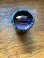 Kodak Ektanar C Carousel Slide Projector Spare Lens 127mm f/2.8