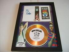 MAC MILLER   SIGNED  GOLD CD  DISC  5