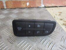 FIAT GRANDE PUNTO 2011 Nebbia Spot Light menu ESC Interruttore pulsanti di controllo