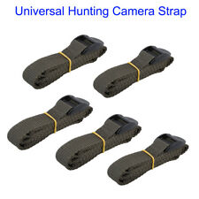 5Pcs Durable Replace Mounting Straps for CT007 CT008 SG-880 Hunting Trail Camera