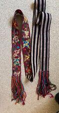 More details for guatemalan traditional faja sash