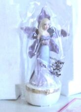 Barbie Collectibles by Avon Flower Box Orchid Figurine