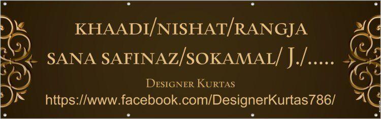 Designer Kurtas