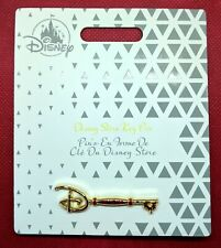2020 Disney Store Exclusive Gold & Red Flair Key Pin
