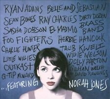 NORAH JONES ...Featuring CD NEW Ryan Adams Outkast Foo Fighters Dolly Parton
