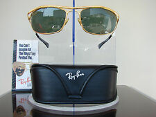 """Top: Ray Ban Bausch & Lomb Olympian DE LUXE l0255 oro vintage, """"EASY RIDER"""""""