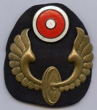 Finland Railway Railroad Cap Badge Nice Grade !!!