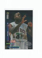 1995-96 COLLECTOR'S CHOICE PLAYERS CLUB PLATINUM GLEN RICE #179 NM-MINT RARE!!!