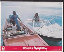 Lance Henriksen Ancile Gloudon Piranha II: The Spawning 1981 movie photo 30949