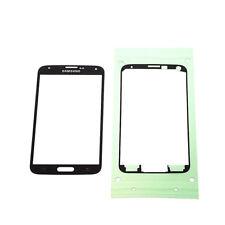 Samsung GALAXY s4 i9505 i9500 RICAMBIO VETRO ANTERIORE DISPLAY VETRO TOUCH NERO