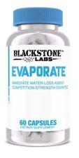 Blackstone Labs EVAPORATE 60 Caps Immediate Water-Loss Agent Diuretic Wt Loss