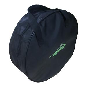 Walli Ladekabel Tasche rund | Elektroauto Zubehör Kabelaufbewahrung 40 x 13 cm